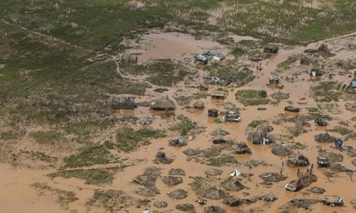 Comment La MAF A Réagi Lors Du Cyclone Idai