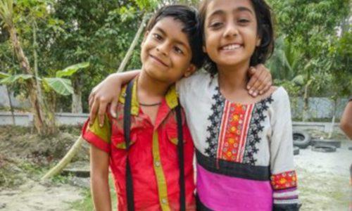 Un Jardin à Ne Pas Oublier Au Bangladesh