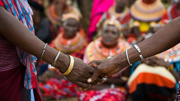 Les Veuves Plaident Pour La Paix Au Kenya