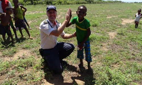 Evacuation Médicale De Bruno à Madagascar