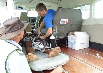 Ensemble Pour évacuation Médicale