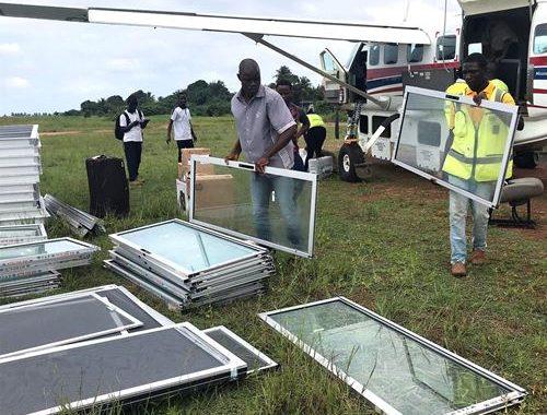 Relever Le Liberia Après L'épidémie Ebola