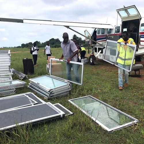 Liberia après épidémie Ebola