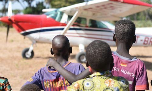 Tournée Médicale Pour Apporter Des Soins Médicaux Au Tchad
