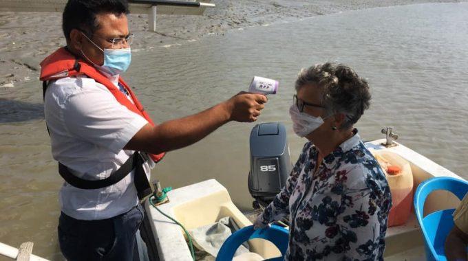 Malgré Le Coronavirus, La MAF Poursuit Ses Vols Humanitaires Au Bangladesh