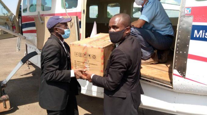 Des Tests Pour Covid19 Sont Arrivés Dans L'est De La RDC