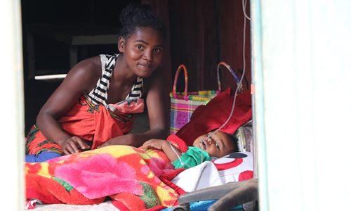 Ramener Une équipe Médicale Partenaire Avant Le Confinement à Madagascar